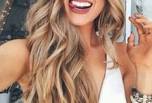 Hair inspiration / beauty, hairstyle inspiration, hairstyle tips, graduation hairstyles, prom hairstyles, everyday hairstyles, boho, formal, tutorials, beauty tutorials, hair tutorials