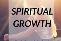 Spiritual Growth / Evolve your soul with the Spiritual Growth board.