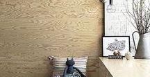Plywood & Wood