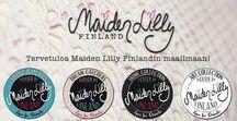 Maiden Lilly Finland / www.maidenlillyfinland.fi