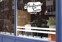 The Hogtown Cure Deli Cafe