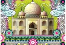 Pretty Places ~ All Things ~ INDIA / by Cheryl Fearn