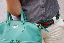 I love handbags!!  / If i could change my purse everyday I would!