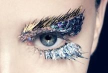 BEAUTY ✖ editorial makeup /   / by Carole Salczyńska