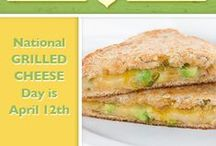 Grilled Cheese, Please! / by Midwest Dairy Association