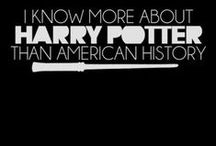 Harry Potter and the fact that I am a nerd! ;)