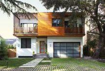 Architecture cottages / by Yaroslav Starnovskiy