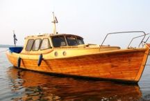 Wooden boats / Nice pictures of wooden boats from around the world