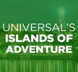 Universal's Islands of Adventure / Pin your next unforgettable journey to Universal's Islands of Adventure®!