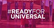 #ReadyForUniversal Fan Photos / Be a part of our Universe of thrills and excitement today by sharing your EPIC #ReadyForUniversal photos!