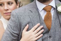 Men's Wedding Style / by Jessica Ramaker Photography