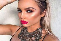 Love makeup x