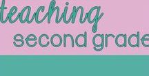 Teaching in 2nd Grade /   Teaching in Second Grade - A place to find great teaching ideas for lessons, projects, activities, and fun, active learning for second grade!  This board is not taking new contributors.  Thanks! -Leah