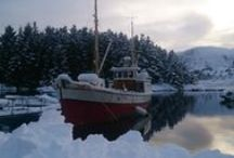 Føyken / We have not decided, but this might be our new boat M/K Lanternen, North-Westcoast of Norway