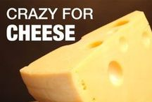 Crazy For Cheese / All about baking with cheese!