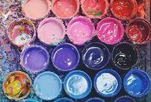 ↪ Color Palettes *