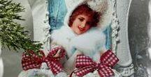 Christmas_Рождество / новогодние и интерьерные игрушки