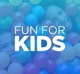 Fun For Kids / Find a number of rides and attractions just right for our younger visitors.