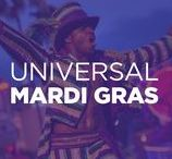 Universal Mardi Gras / Florida's Biggest Party every spring at Universal Studios Florida.  Top concerts lighting up the Music Plaza Stage, 1.7 million beads and counting and a wonderful parade complete with food inspired by Big Easy flavor, it's a Universal Orlando Resort tradition like no other!