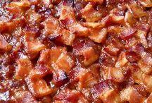 { Oh My Bacon } / Smoky bacon, crispy bacon, tasty bacon!