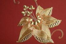 Gold Embroidery / золотное шитье