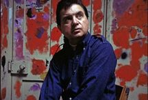 artist francis BACON / Francis Bacon (1909-92) | painter | twentieth century artist |