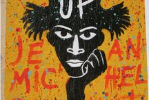 artist BASQUIAT (dec 1960 - august 1988)