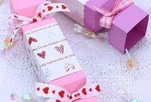 упаковки и подарочные  коробки