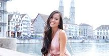 Zurich travels/eats and outfits / My outfits and what I ate