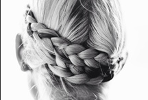 Hair | Beauty / Inspiration for hair-do's, haircuts, make-up and nails