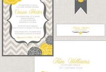 Baby Showers / by Matinae Design Studio