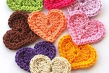 """Craft - Crochet / Knit! / Crochet and Knitting patterns and ideas.  For more Craft ideas also check out my boards on: """"Book Binding"""",  """"Cool Crafts"""", """":Fun Foods"""", """"Patterns, Textures & Colors"""", """"That's Clever"""", and """"Things I've Made"""".."""