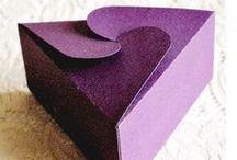 Craft - Paper: Bags / Boxes / Baskets / Envelopes