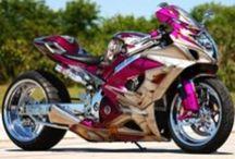 Bikes!!! / I just love bikes!