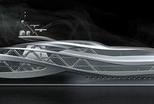Awesome yachts / Beautiful yacht design
