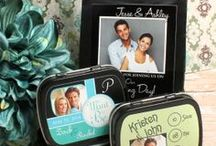 Personalized Photo Favors / Personalize your favors even more by adding your favorite photo to one of our products! Your guests are sure to love them!