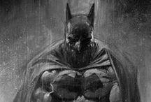 Batty Things / Batman / by Bekkieeeee