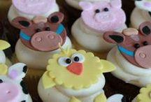 mini cakes / mini dorty