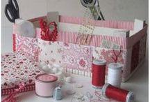 DECORAR  y HACER CAJAS / ideas para decorar o hacer  cajas de frutas , de cartón , madera
