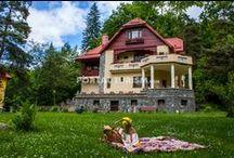 Cazare Pensiuni si Hoteluri Romania/Best Accommodation in Romania / Cele mai frumoase unitati de cazare din zonele turistice ale Romaniei.