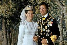 Kung Carl XVI Gustaf & Silvia / Carl XVI Gustaf och Silvia