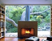 Unique Fireplaces & Designs / Unique and Interesting fireplaces and home designs from all around the world
