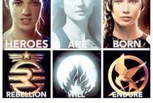 Fandoms / THG TMR Divergent Etc...