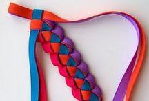 Craft - Braiding - Ribbon