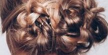 invisibobble® Hairstyles / Braids, hairstyles and lovely inspiration!