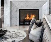Marble Fireplaces / Fireplaces made from marble.