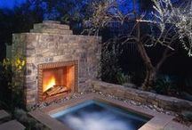 Take Me Away / Beautiful relaxing fireplaces