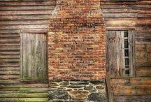 Never Paint This Brick! / Historic antique brick looks beautiful!