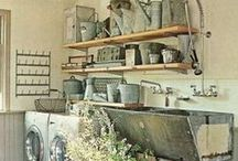 Laundry / Scullery