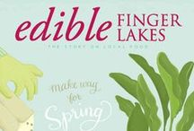 Edible Finger Lakes / Pins from Edible Finger Lakes